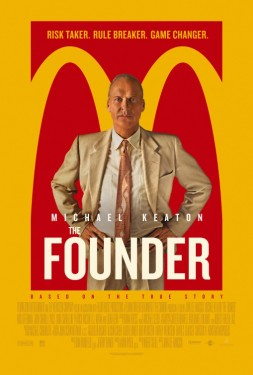 Poster for The Founder