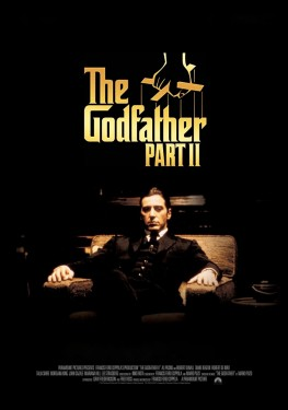 Poster for The Godfather: Part II