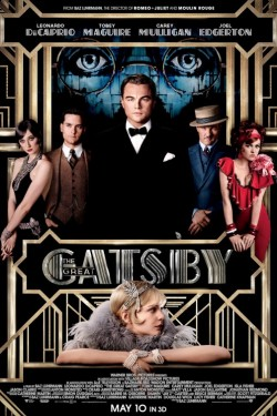 Poster for The Great Gatsby