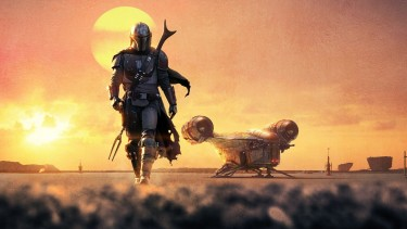 Poster for The Mandalorian