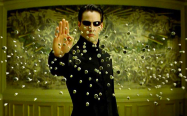 Still from The Matrix