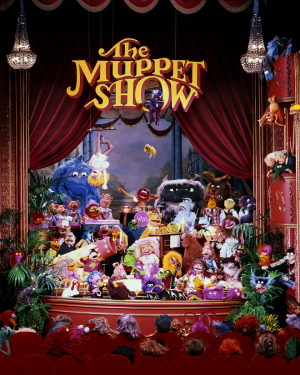 Poster for The Muppet Show