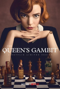 Poster for The Queen's Gambit