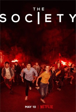 Poster for The Society