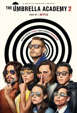Poster for The Umbrella Academy Season 2