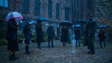 Still from The Umbrella Academy