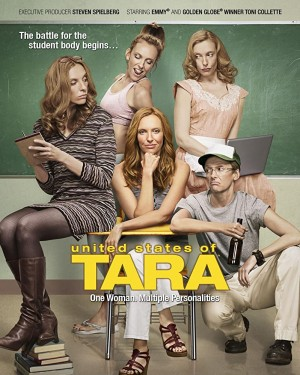 Poster for United States of Tara