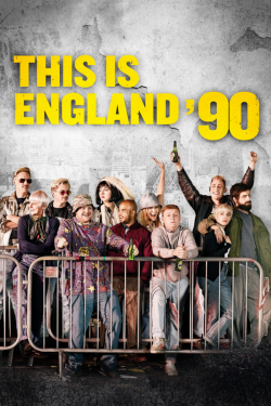 Poster for This is England '90