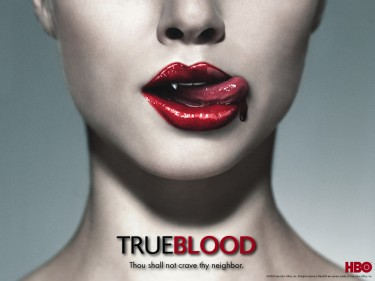 Poster for True Blood