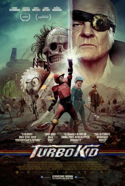 Poster for Turbo Kid