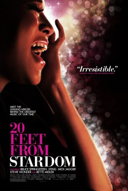 Poster for 20 Feet from Stardom