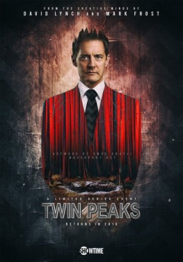 Poster for Twin Peaks (2017)