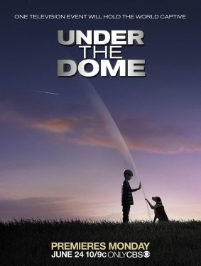 Poster for Under the Dome
