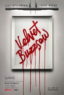 Poster for Velvet Buzzsaw