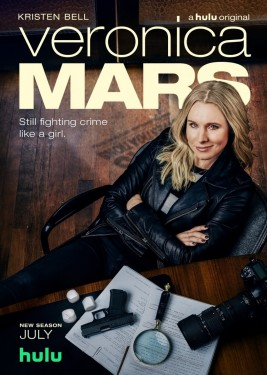 Poster for Veronica Mars Season 4