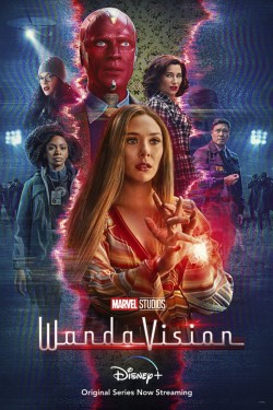 Poster for WandaVision
