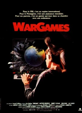 Poster for WarGames
