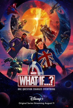 Poster for Marvel's What If...?