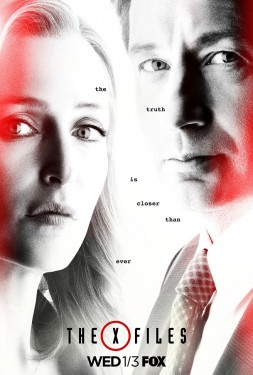 Poster for X-Files Season 11