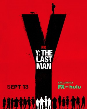 Poster for Y: The Last Man