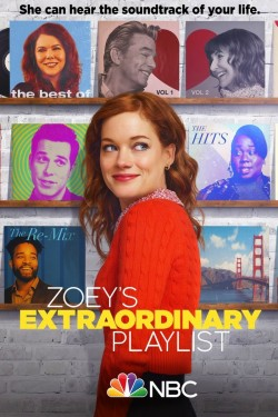 Poster for Zoey's Extraordinary Playlist