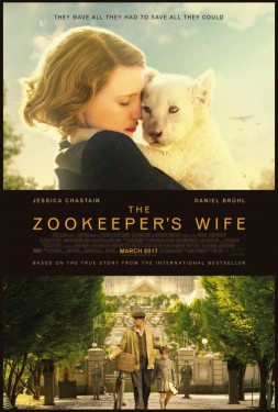 Poster for The Zookeeper's Wife
