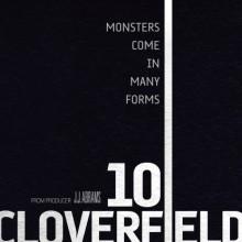 Poster for 10 Cloverfield Lane