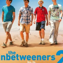 Poster for The Inbetweeners 2