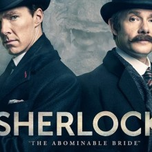 Poster for Sherlock: The Abominable Bride