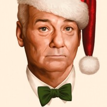 Poster for A Very Murray Christmas