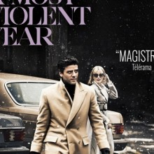 Poster for A Most Violent Year