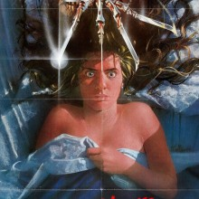 Poster for A Nightmare on Elm Street
