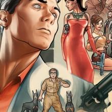 Poster for Archer: Season 7