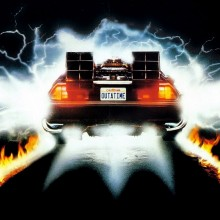Poster for Back to the Future Trilogy
