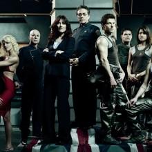 Poster for Battlestar Galactica (2004)