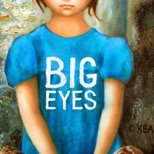 Poster for Big Eyes