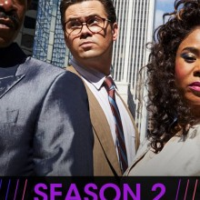 Poster for Black Monday: Season 2