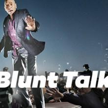 Poster for Blunt Talk