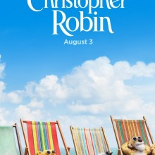 Poster for Christopher Robin