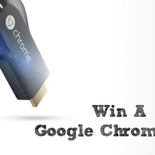 Win a Chromecast!