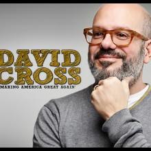 Poster for David Cross: Making America Great Again