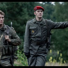 Screen capture from Deutschland 83