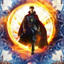Poster for Marvel's Doctor Strange