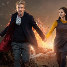 Poster for Doctor Who - Season 9