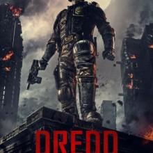 Poster for Dredd