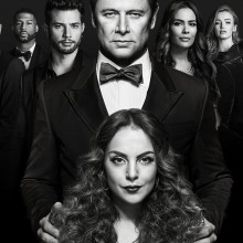 Poster for Dynasty Season 3