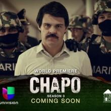 Promo for El Chapo Season 3
