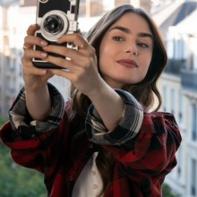 Still from Emily in Paris
