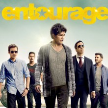 Promo graphics for The Entourage Movie