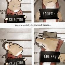 Poster for Ernest & Celestine